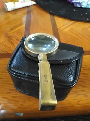 Antique french folding magnifying glass for Sale in Evesham Township, NJ