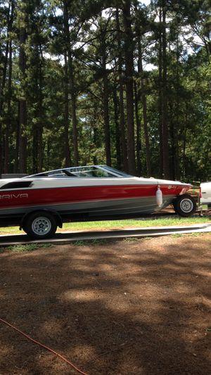 1989 Arriva 20.5 Foot Ski Pleasure Boat for Sale in Houston, TX