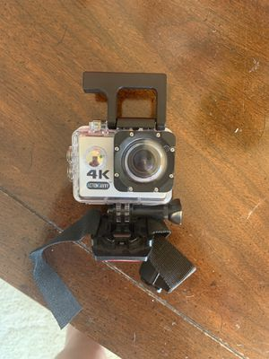 4K action savvy camera for Sale in Los Angeles, CA