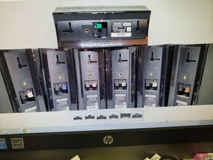 Seven Onkyo Speakers 2 Skf-670, 2 SKR-670, 2 SKB-670, SKC-670 for Sale in Los Angeles, CA