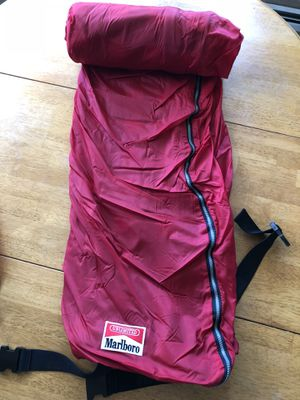 Marlboro sleeping bag with case never used for Sale in Riverside, NJ