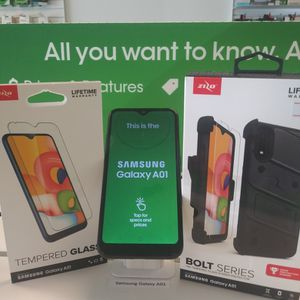 Samsung Galaxy A01 for Sale in Springfield, IL