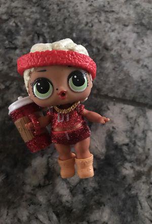 Lol surprise glitter doll for Sale in Acampo, CA