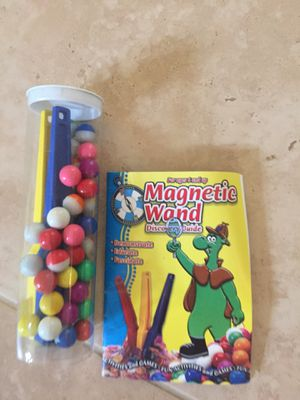 Kids magnet marbles activity and games for Sale in Port St. Lucie, FL