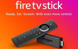 New Fire TV Stick JAILBROKEN for Sale in Reedley, CA