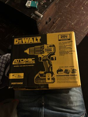 Dewalt atomic compact series Hammer drill for Sale in Concord, CA