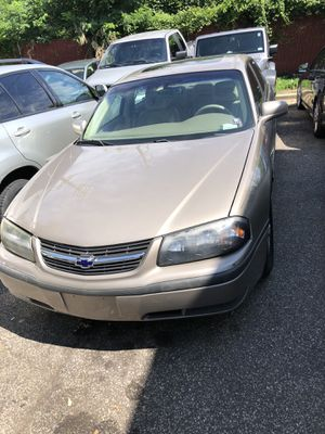 2002 Chevy Impala for Sale in Annapolis, MD