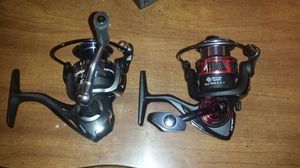 Brand new fishing reels for Sale in Brunswick, OH