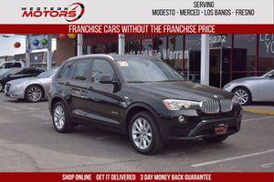 2017 BMW X3 for Sale in Los Banos, CA