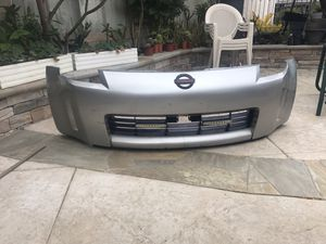 350z parts 03-08 front bumper Oem for Sale in Santa Ana, CA