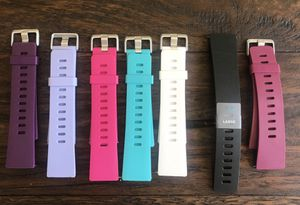 Fit bit Versa bands for Sale in San Marcos, CA