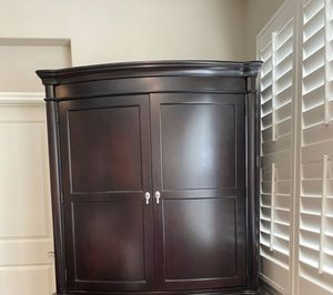 Free top portion of Armoire for Sale in Costa Mesa, CA