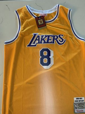 Hardwood classic Los Angeles Lakers Kobe Bryant jersey for Sale in Riverside, CA
