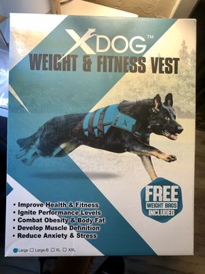 XDog Weight Vest for Sale in San Diego, CA