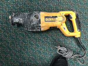 SAWZALL, Tools-Power DW311. Dewalt .. Negotiable for Sale in Baltimore, MD