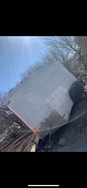 2015 haulmark trailer 7x12 ramp door for Sale in Des Plaines, IL