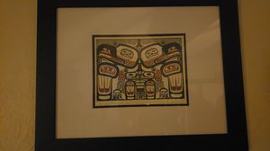 Northwest Native Thunderbirds painting- Carl. S for Sale in Seattle, WA