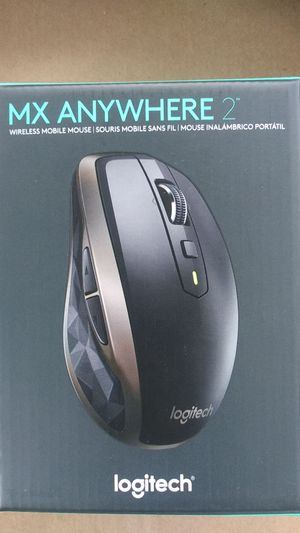Logitech MX Anywhere 2 Wireless Mobile Mouse for Sale in Seattle, WA