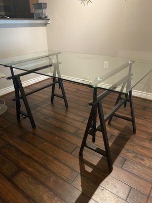 Adjustable Desk/table for Sale in Dallas, TX