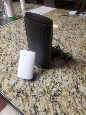 TP-Link Router modem + WiFi Extender for Sale in Palmetto, FL