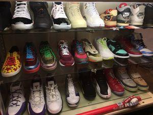 Jordan Nike Bape Grails for Sale in Houston, TX