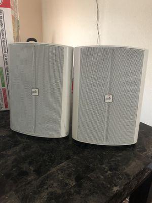 Polk Audio weatherproof outdoor speakers for Sale in Fresno, CA
