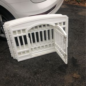 Pet Pen For Small Dog 9 Square Feet for Sale in Malden, MA
