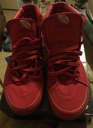 Vans shoes size 9mens for Sale in Macon, GA