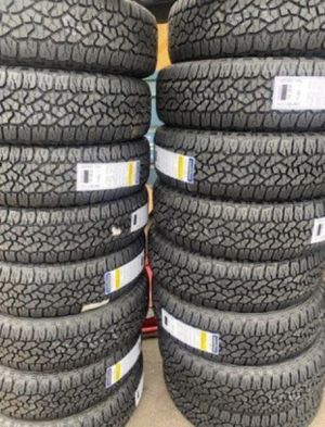 """15"""" GOODYEAR WRANGLER Trail Runner AT Brand New Tires - In Stock Today! Size 235/75R15 ......$89 EA for Sale in La Habra, CA"""