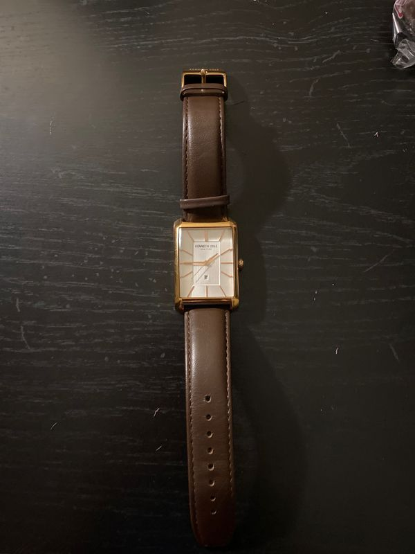 Kenneth Cole New York watch men's