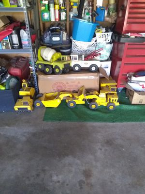 Retro toy and Tonka collection ! for Sale in Denver, CO
