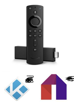 Amazon stick fire 🔥 tv new streamer jaylebr shows movies for Sale in San Leandro, CA