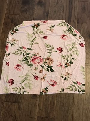Covered Goods 4-in-1 Car Seat and Nursing Cover for Sale in Sun City, TX