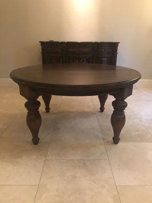 Marge Carson Wood Dining Table for Sale in Houston, TX