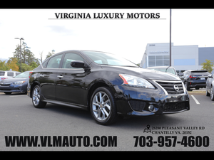2013 Nissan Sentra for Sale in Chantilly, VA