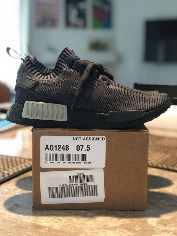 buy popular d6546 78598 Adidas NMD AQ1248 size 7.5 for Sale in Parker, CO - OfferUp