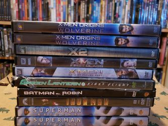 Superhero DVDs for Sale in League City,  TX