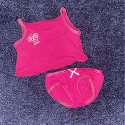 American Girl Cami And Brief Set for Sale in Sutton,  MA