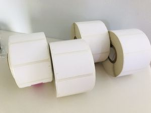 Rolls of Blank Labels for Sale in Henderson, NV
