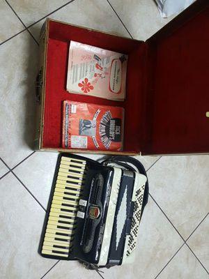 Antique accordion for Sale in Acampo, CA