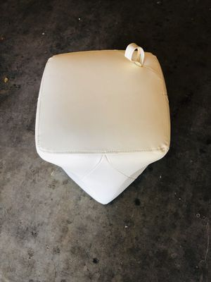 Vanity bench leather for Sale in Glendale, AZ