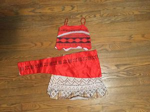 Moana costume 5-6 yrs (110 cm) for Sale in Queens, NY