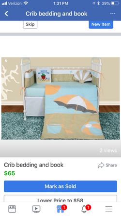 Crib bedding for Sale in Price,  UT