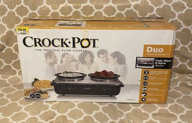 New Crock-Pot Duo Slow Cooker for Sale in Mansfield,  TX