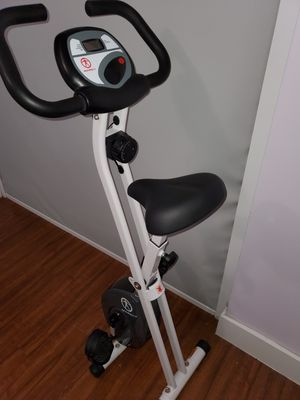 Marcy foldable upright exercise bike. for Sale in Miami, FL