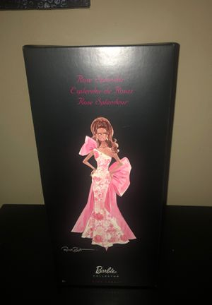 Barbie doll Avon Rose Splendor pink label African American doll for Sale in Gates Mills, OH