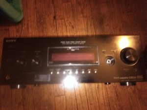 Sony audio visual receiver for Sale in Chicago, IL
