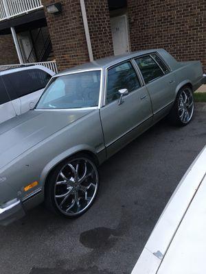 1984 Chevy Malibu 4door for Sale in Murfreesboro, TN