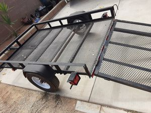 5X8 utility trailer for Sale in Palmdale, CA