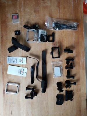 Gopro-esc action camera for Sale in Charlotte, NC